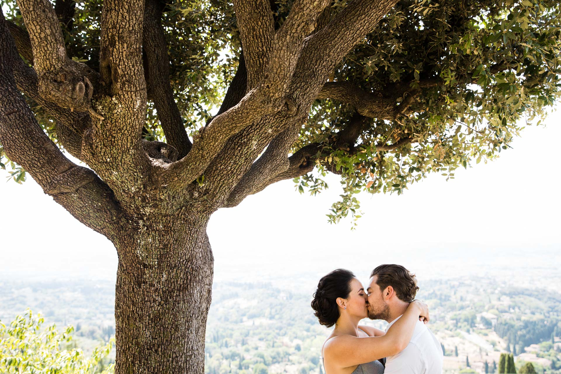 Engagement shoot in Tuscany by destination photographer Andy Le Gresley